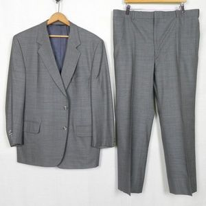 Vintage | Custom Tailored Sonny Catania Grey Suit